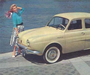 Renault Dauphine photo 11