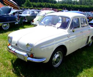 Renault Dauphine photo 14