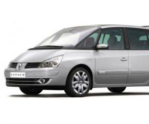 Renault Espace Tech Run photo 2