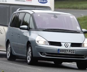 Renault Espace Tech Run photo 10