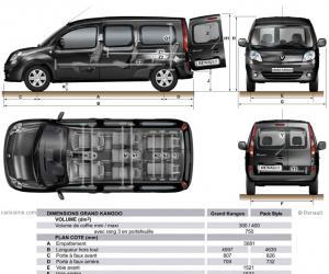 Renault Grand Kangoo Photos 15 On Better Parts Ltd