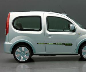Renault Kangoo Be Bop photo 15