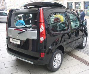 Renault Kangoo Be Bop photo 16