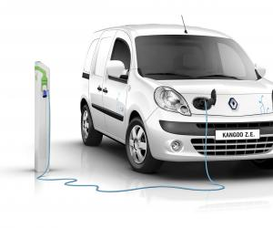 Renault Kangoo Z.E. photo 2