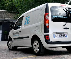 Renault Kangoo Z.E. photo 4