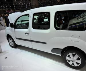Renault Kangoo Z.E. photo 14