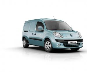 Renault Kangoo Z.E. photo 15