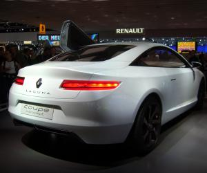 Renault Laguna photo 10
