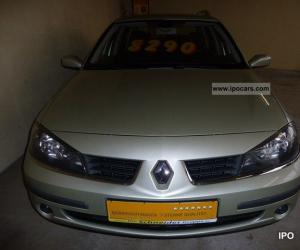 Renault Laguna Avantage photo 5