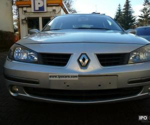 Renault Laguna Avantage photo 7