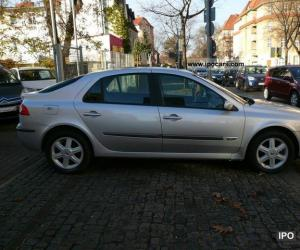 Renault Laguna Avantage photo 8