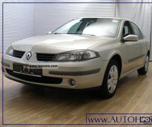 Renault Laguna Avantage photo 9