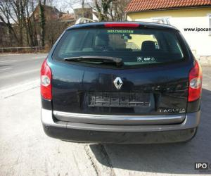 Renault Laguna Avantage photo 12