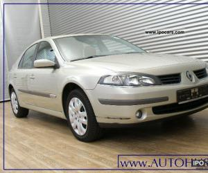 Renault Laguna Avantage photo 15