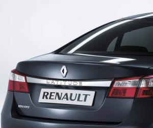 Renault Latitude photo 5