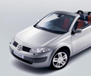 Renault Megane CC photo 10