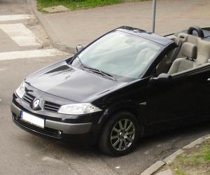 Renault Megane CC photo 11