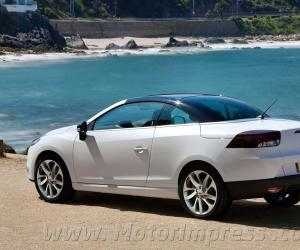 Renault Megane CC photo 14