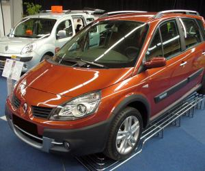 Renault Scénic Conquest photo 2
