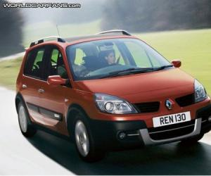 Renault Scénic Conquest 1.9 dCi photo 11