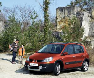 Renault Scénic Conquest 1.9 dCi photo 13