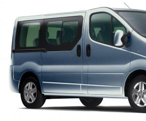 Renault Trafic Passenger photo 1