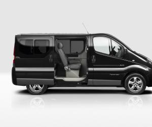 Renault Trafic Passenger photo 5