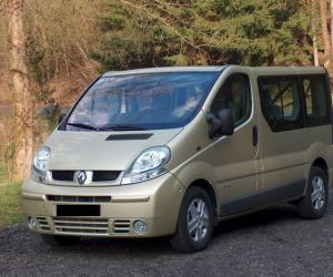 Renault Trafic Passenger photo 10
