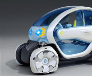 Renault Twizy Z.E. photo 1