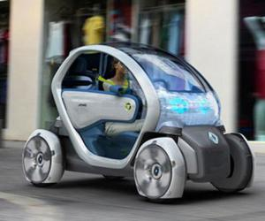 Renault Twizy Z.E. photo 4