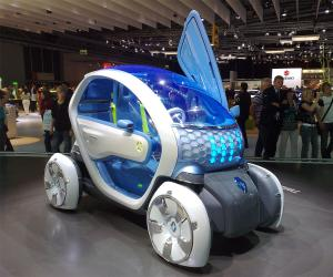 Renault Twizy Z.E. photo 5