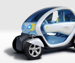 Renault Twizy Z.E. photo 7