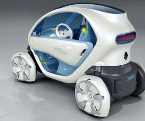 Renault Twizy Z.E. photo 9