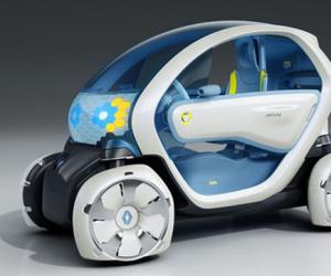 Renault Twizy Z.E. photo 10