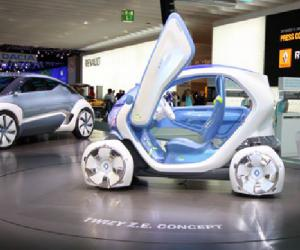 Renault Twizy Z.E. photo 13