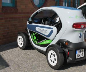 Renault Twizy Z.E. photo 14