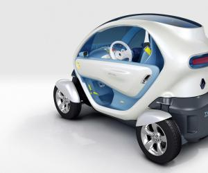 Renault Twizy Z.E. photo 16