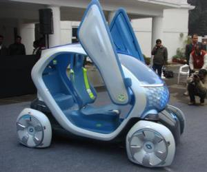Renault Twizy Z.E. photo 17