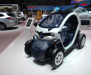 Renault Twizy Z.E. photo 18
