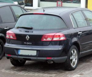 Renault Vel Satis photo 1