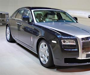 Rolls-Royce Ghost photo 1