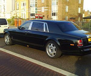 Rolls-Royce Phantom LWB photo 12