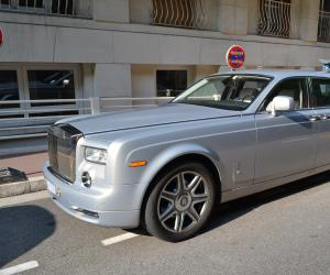 Rolls-Royce Phantom LWB photo 18