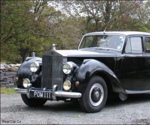 Rolls-Royce Silver Dawn photo 3