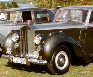 Rolls-Royce Silver Dawn photo 4