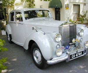 Rolls-Royce Silver Dawn photo 5