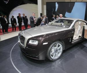 Rolls-Royce Wraith photo 1