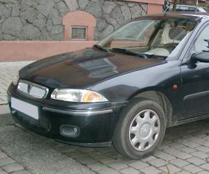 Rover 214 image #1