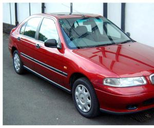 Rover 414 image #2