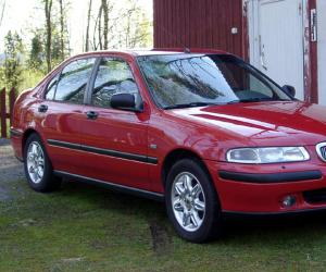 Rover 420 image #10